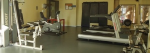 fitness room small